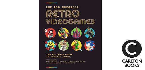 www.carltonbooks.co.uk FACEBOOK | TWITTER | INSTAGRAM | YOUTUBE This brilliantly illustrated book contains the 100 greatest retro videogames, as chosen by the experts at Retro Gamer magazine. From platformers and […]