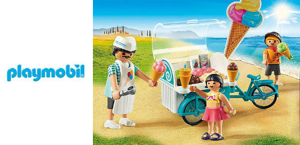 Ice Cream Cart (PLAYMOBIL) – Build your Ice Cream Cart and bring the set to life! With figures and accessories included, enjoy this sweet treat! PLAYMOBIL Ice Cream Cart (9426): […]