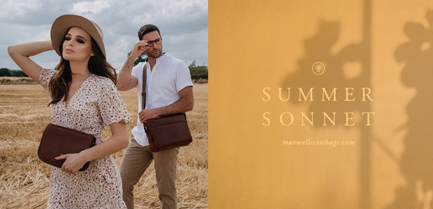 Welcome the warmer summer months with our collection of men's and women's casual leather bags and accessories. Shop now: http://bit.ly/MSSummerSonnet www.maxwellscottbags.com FACEBOOK | TWITTER | PINTEREST | INSTAGRAM | TUMBLR […]
