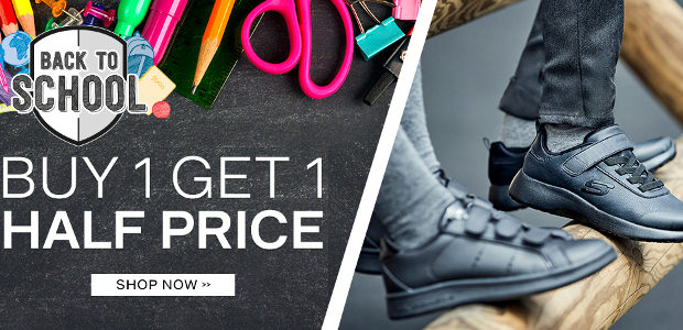 This summer, shoppers will be able to buy any school shoe and get the cheaper pair half price, regardless of style or size. The offer also includes brands such as […]