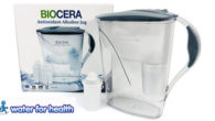 Thinking about hydration and clean safe to drink water Water For Health recommend anb item tye stock at a great deal the Biocera Alkaline Jug: No Ordinary Filter >> www.water-for-health.co.uk […]