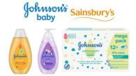 Save up to 40% on JOHNSON'S® Baby at Sainsbury's! www.johnsonsbaby.co.uk FACEBOOK | YOUTUBE Sainsbury's customers can now enjoy a 40% saving on selected JOHNSON'S® Baby toiletries including JOHNSON'S® Bedtime Wash […]