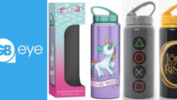 The GB Eye range of Aluminium Drinks Bottles which are perfect for school children. With a variety of licensed designs available there is sure to be something out there for […]