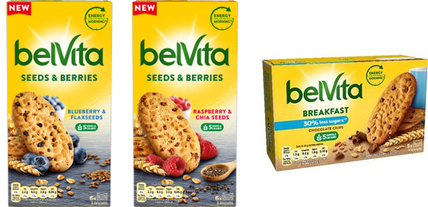 THE MORNING CRUNCH: BELVITA LAUNCHES TASTY NEW RANGE TO 'POWER YOUR MORNING' www.belvitabreakfast.com FACEBOOK | TWITTER | INSTAGRAM A lower sugar variant[i] of the nation's favourite breakfast biscuits[ii] are also […]