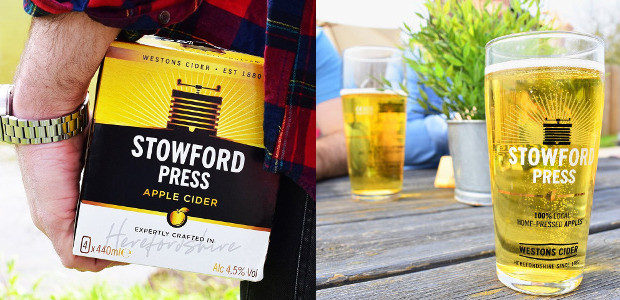 Stowford Press A refreshing medium-dry sparkling cider that is bursting with the delicious flavour of crisp cider apples 4.5% ABV Available at most major retailers, including Tesco, Waitrose and Ocado […]