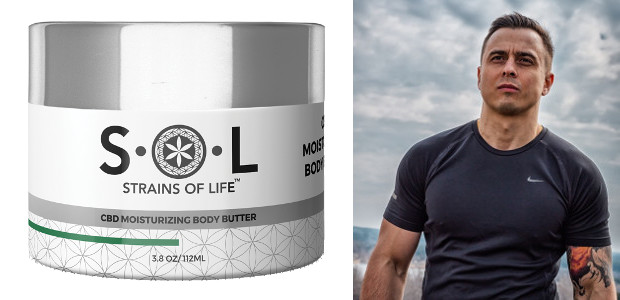 S•O•L Body Butter – this is a LIFESAVER for dry skin. Most men have dry backs and slathering up this balm will make it moisturized and feeling great – plus […]