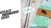www.criticallyendangeredsocks.com INSTAGRAM | FACEBOOK Critically Endangered Socks is a sock company that helps protect some of the world's most critically endangered animals. The socks themselves are made from a beautifully […]