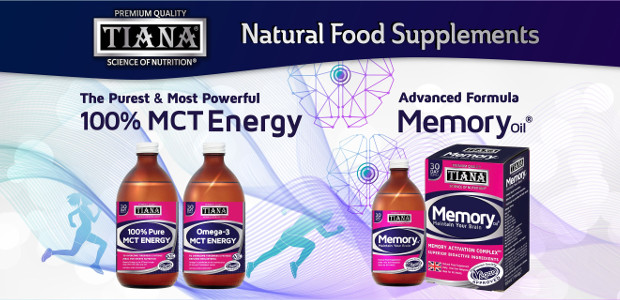 DISCOVER THE SECRET TO ACTIVATE MEMORY AND BOOST ENERGY INSTANTLY WITH TIANA SCIENCE OF NUTRITION® www.tiana-coconut.com FACEBOOK | TWITTER | INSTAGRAM | PINTEREST | YOUTUBE London, September 2019 – Activate […]