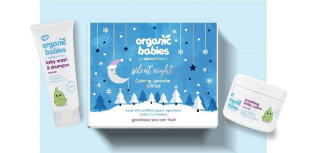 CELEBRATE BABY'S 1ST CHRISTMAS WITH GREEN PEOPLE'S NEW-LOOK SILENT NIGHT GIFT SET www.greenpeople.co.uk TWITTER   FACEBOOK   YOUTUBE   INSTAGRAM   PINTEREST Green People's tried-and-tested infant bedtime regime gets new […]