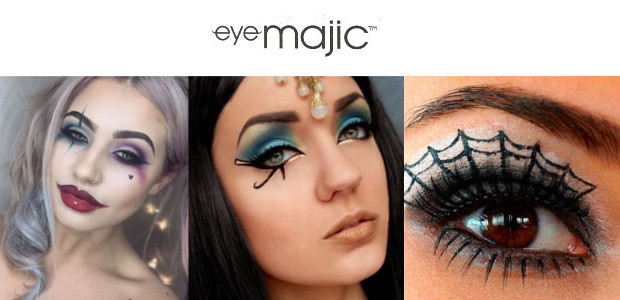 GET THE LOOKHALLOWEEN Halloween is chillingly near but fear not! Eye Majic have got you covered with some spook-tacular looks that are quick and easy to re-create. www.instant-beauty.co.uk FACEBOOK | […]