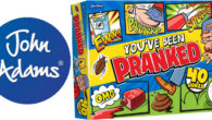 www.johnadams.co.uk TWITTER | YOUTUBE | INSTAGRAM You've Been Pranked AGE 7-9 You've Been Pranked is a collection of classic and new practical jokes, guaranteed to create fun, laughs, screams and […]