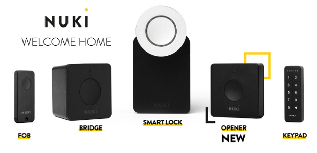 NUKI Alternative Christmas SAFETY >>> Nuki Smart Lock 2.0 turns your smartphone into a key and seamlessly fits over your existing lock and key in less than three minutes. Stay […]