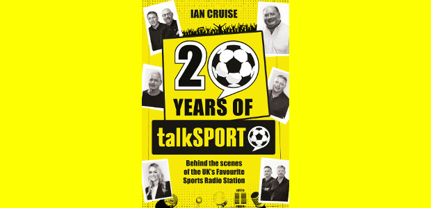 Christmas Gift for sports fans >> 20 Years of talkSPORT book Author: Ian Cruise FACEBOOK | INSTAGRAM | TWITTER | YOUTUBE talkSPORT is the world's largest sports radio station The […]