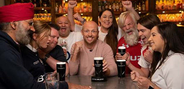 THINK YOU'RE A TRUE BELIEVER? GUINNESS PUTS RUGBY FANS TO THE TEST TO PROVE THEIR BELIEF WITH NEW PINT-SIZED POLYGRAPH TEST The 'Belief Test', puts rugby fans through their paces […]