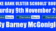 Danske Bank Ulster Schools' Round Up Saturday 9th November 2019 To follow INTOUCH RUGBY on Facebook CLICK HERE to Follow InTouch Schools & Clubs Rugby in Ulster & Lifestyle Specials […]