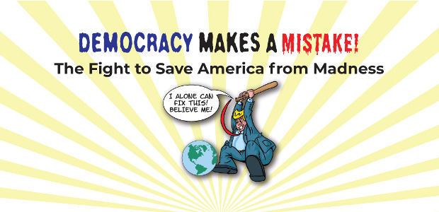 Democracy Makes A Mistake! These Playing cards to make a gift that's perfect for your resident political junkie or for that person in your life who just can't get enough […]