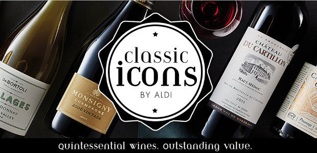 THE NEW ICONS – ALDI UNVEILS ITS MOST PREMIUM WINE RANGE YET! www.aldi.co.uk/classic-icons YOUTUBE | TWITTER | PINTEREST | FACEBOOK | INSTAGRAM The new range caters to the increased demand […]