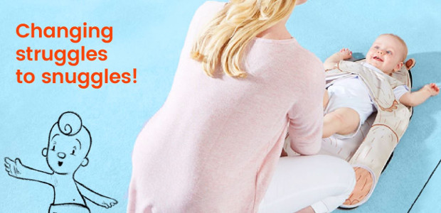 THE AWARD WINNING PORTABLE BABY CHANGING MAT THAT PROMISES TO END WRIGGLY NAPPY CHANGES FOR GOOD. www.thewriggler.com FACEBOOK | INSTAGRAM The Wriggler portable changing mat is aiming to ease the […]