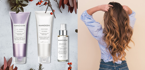 WITH THE PARTY SEASON APPROACHING NANOGEN HAS THE PERFECT SOLUTION FOR THICKER, FULLER HAIR! www.nanogen.com FACEBOOK | INSTAGRAM | YOUTUBE   Nanogen, the luxury hair thickening product range, recommends the […]