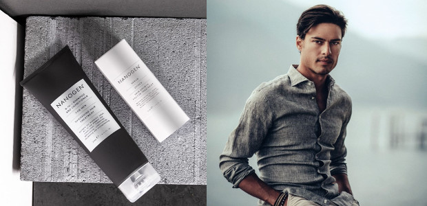 All he wants for Christmas… Is a full head of thick natural-looking hair!  www.nanogen.com  Nanogen, a luxury range of hair thickening and treatment products – featuring the scientifically […]