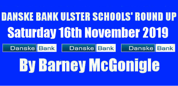 Danske Bank Ulster Schools' Round Up Saturday 16th November 2019 To follow INTOUCH RUGBY on Facebook CLICK HERE to Follow InTouch Schools & Clubs Rugby in Ulster & Lifestyle Specials […]