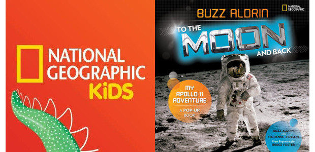 Stocking Filler From www.natgeokidsbooks.co.uk. To the Moon and Back: My Apollo 11 Adventure (National Geographic Kids) Hardcover – 18 Oct 2018 by Buzz Aldrin with Marianne Dyson On Amazon Here […]