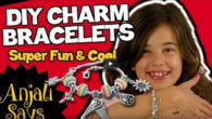 JustBe Charm Bracelet Making Kit DIY Craft European Bead Silver Plated Snake Chain Jewelry Gift Set for Girls Teens On Amazon Here   FAIRYTALE THEMED BEADS: This jewel set comes […]