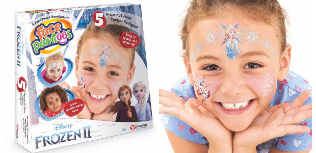 Get the perfect face painting look with the new Disney Frozen II Face Paintoos and celebrate the premiere of the new movie in style – with no skill required! www.Interplayuk.com […]