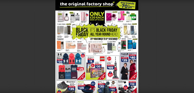 The Original Factory Shop was established back in 1969, with a commitment to bringing big brands for all the family at factory shop prices. A genuine passion for saving people […]