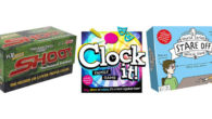 Clock It, Multi by John Adams On Amazon >> www.amazon.co.uk/John-Adams-10771-Clock-Multi/dp/B07Q1Z6CXT Say, draw or mime…it's a race against time! Place 12 cards around the clock face game board. Start the timer, […]