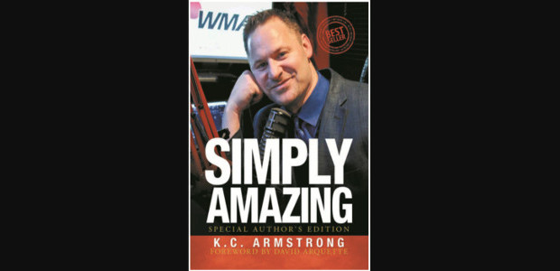 Simply Amazing is a collection of uplifting stories of overcoming life's greatest obstacles. KC Armstrong begins the book with the heart-wrenching story of his tormented years after leaving the Howard […]