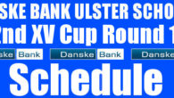 Danske Bank Ulster Schools' 2ndxv Cup Round 1 Draw Wednesday 16th October 2019 The draw for the 1st Round of the Danske Bank Ulster Schools' 2019/20 2nd xv Cup was […]