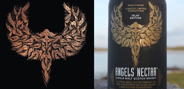 Angels' Nectar Islay Edition Single Malt Scotch Whisky www.angelsnectar.co.uk FACEBOOK | TWITTER | BLOG Bottled at 47% and at natural colour, a gentle island peat smoke dominates this dram. Explore […]