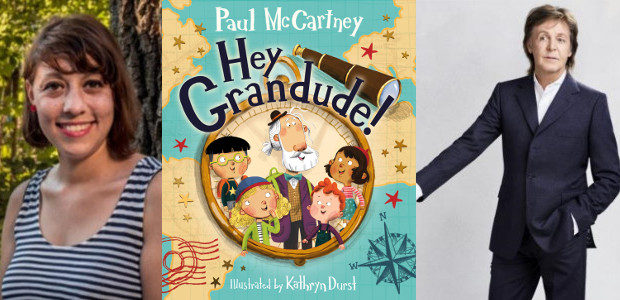 Paul McCartney pens first picture book inspired by his experiences as a grandfather Hey Grandude! By Paul McCartney Illustrated by Kathryn Durst Publishing on: 5th September 2019 Hardback, CD & […]