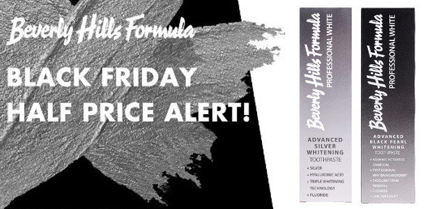 Beverly Hills Formula have a Black Friday offer that will not only show your teeth some TLC, but also your bank account! Beverly Hills Formula have expanded their range with […]