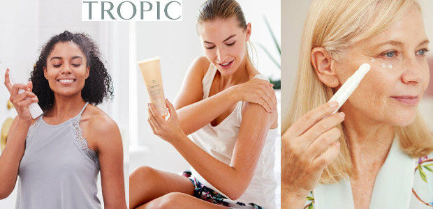 Tropic Skincare Freshly made • Multi-award-winning • Natural 🌴 www.tropicskincare.com FACEBOOK | TWITTER | INSTAGRAM | YOUTUBE Mini Complexion Trio, £18, www.tropicskincare.com Make someone's day with a trio of miniature […]