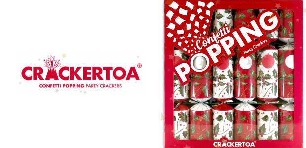 CELEBRATE THE FESTIVE SEASON WITH A BANG! www.crackertoa.com INSTAGARAM | FACEBOOK | PINTEREST This year celebrate Christmas with a bang! The new paper Confetti Popping Party Crackers from Crackertoa® add […]