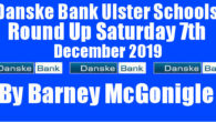 Danske Bank Ulster Schools' Round Up Saturday 7th December 2019 To follow INTOUCH RUGBY on Facebook CLICK HERE to Follow InTouch Schools & Clubs Rugby in Ulster & Lifestyle Specials […]