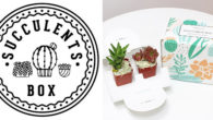 Succulentsbox.com… are a small succulent business based in California that offers more than 200 varieties of succulent and 5 monthly subscription boxes. Succulents box are running a green campaign called […]