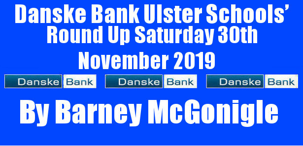 Danske Bank Ulster Schools' Round Up Saturday 30th November 2019 To follow INTOUCH RUGBY on Facebook CLICK HERE to Follow InTouch Schools & Clubs Rugby in Ulster & Lifestyle Specials […]