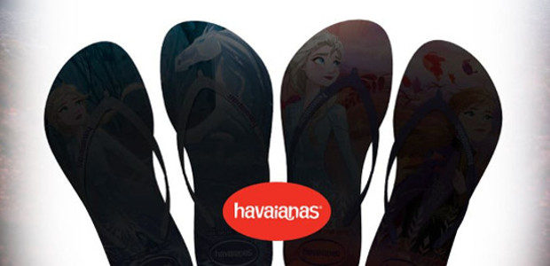 The perfect collaboration for your little ones this Christmas. www.havaianas-store.com/en FACEBOOK | TWITTER | YOUTUBE | INSTAGRAM | PINTEREST Havaianas has teamed up with Disney's Frozen to create a pair […]