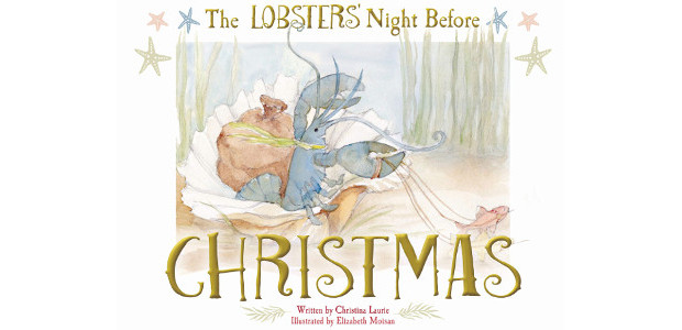 "Available now! Creatures of the ocean celebrate Christmas Eve in an undersea retelling of ""A Visit by St. Nicholas"" Christina Laurie Illustrated by Elizabeth Moisan www.gazellebookservices.co.uk Under the waves and […]"