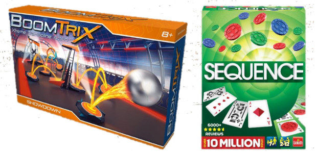 Sequence From Goliath Games With a little strategy and a little luck, you can be a Sequence winner! The classic & addictive game to challenge your family and friends. Check […]