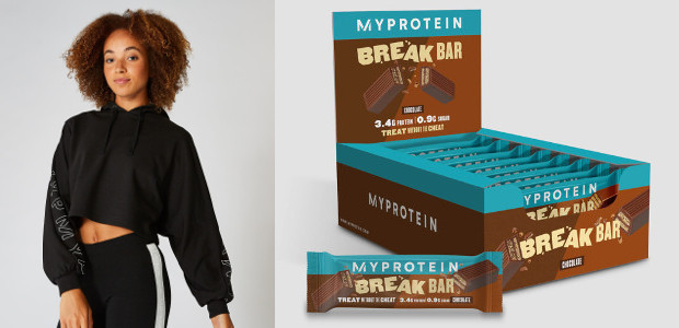 SUPERIOR SNACKING WITH MYPROTEIN'S NEW BREAK BAR Your low-sugar snack game just got a serious upgrade! www.myprotein.com INSTAGRAM | FACEBOOK | TWITTER | YOUTUBE Myprotein's new Break Bar consists of […]
