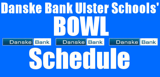 Danske Bank Ulster Schools' Bowl 1st Round Draw Saturday 11th January 2020 To follow INTOUCH RUGBY on Facebook CLICK HERE to Follow InTouch Schools & Clubs Rugby in Ulster & […]