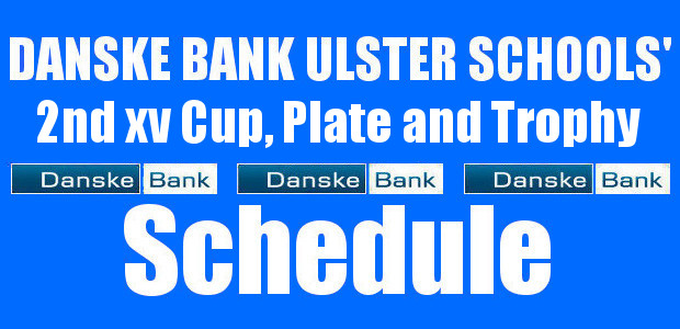 Danske Bank Ulster Schools' 2nd xv Cup, Plate and Trophy ¼ Final Draws Tuesday 21st January 2020. To follow INTOUCH RUGBY on Facebook CLICK HERE to Follow InTouch Schools & […]