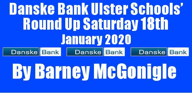 Danske Bank Ulster Schools' Round Up Saturday 18th January 2020 To follow INTOUCH RUGBY on Facebook CLICK HERE to Follow InTouch Schools & Clubs Rugby in Ulster & Lifestyle Specials […]