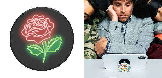 PopSockets. The expandable phone grip offers a secure grip protecting your phone from unwanted falls (and also keeps the post-match mud off your phone!) They also act as a stand […]