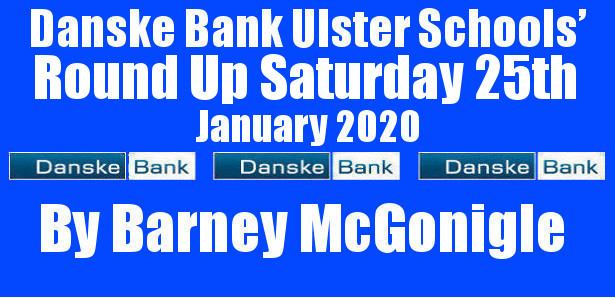 Danske Bank Ulster Schools' Round Up Saturday 25th January 2020 To follow INTOUCH RUGBY on Facebook CLICK HERE to Follow InTouch Schools & Clubs Rugby in Ulster & Lifestyle Specials […]