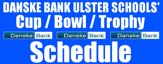 Danske Bank Ulster Schools' Cup Last Sixteen, Bowl ¼ Final and Trophy ¼ Final Draws Monday 27th January 2020 To follow INTOUCH RUGBY on Facebook CLICK HERE to Follow InTouch […]